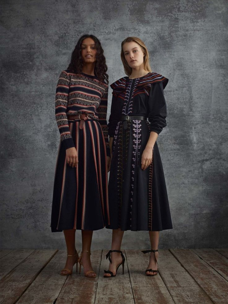 Temperley London Fall/Winter 2018-2019 Pre-Fall