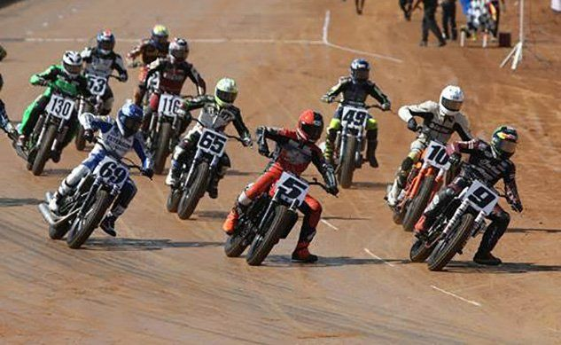 Online Tickets On Sale For 7 American Flat Track Rounds