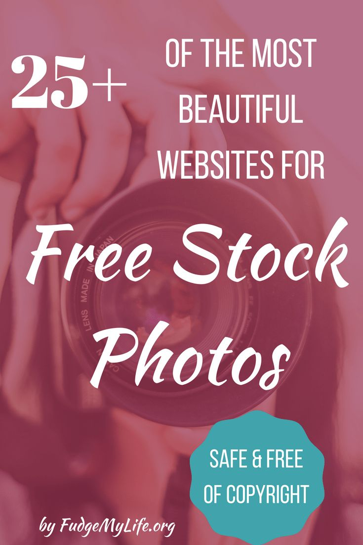25+ Websites with the Best Free Stock Photos. Round up of all high quality free stock image sites. #photos #stockphotos #blogging | fudgemylife.org