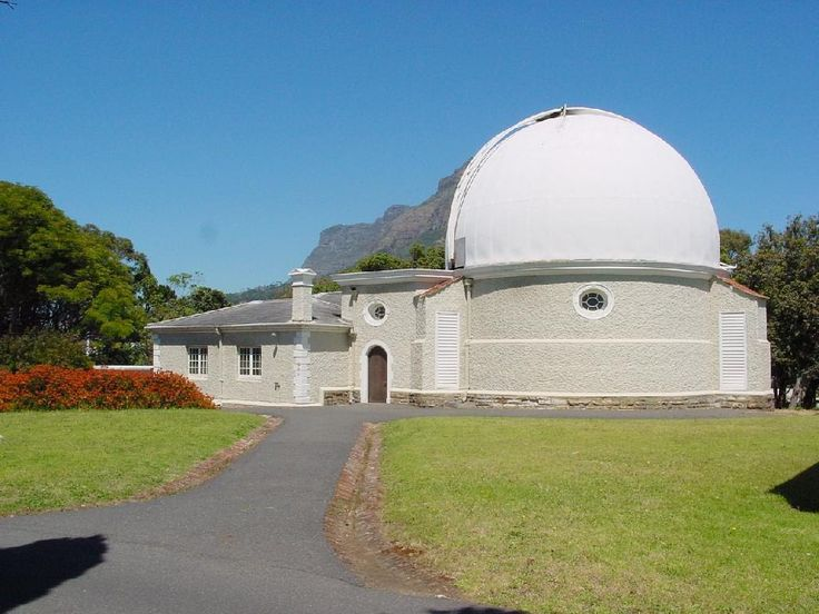 """McClean Telescope - Observatory, Cape Town, South Africa 33° 56' 6.86"""" S  18°…"""