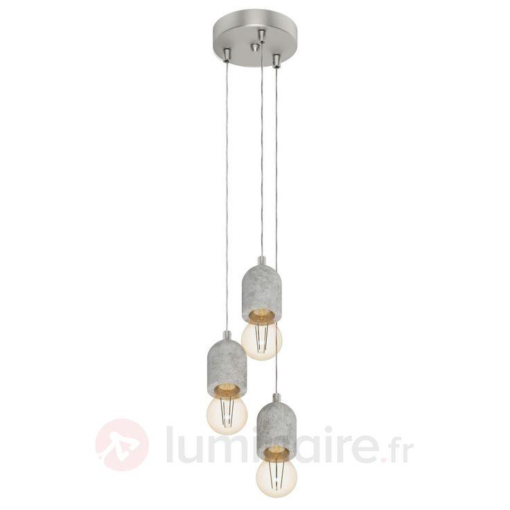 5b850d2423a4af40063ab588efc115d7  design moderne change  10 Nouveau Suspension 3 Lampes Hht5