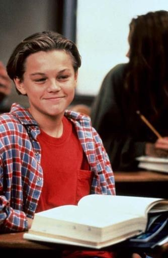 Leonardo-DiCaprio-Growing-Pains