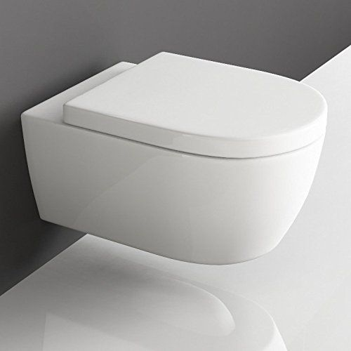 neg h nge bidet uno11b mit nano beschichtung passend zu h nge wc uno11 baumarkt. Black Bedroom Furniture Sets. Home Design Ideas