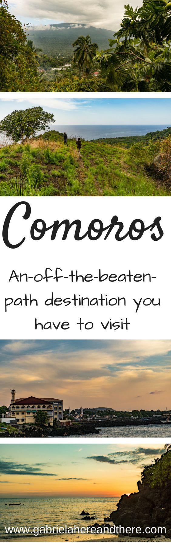 Comoros - an-off-the-beaten-path destination you have to visit  @michaelOXOXO @JonXOXOXO @emmaruthXOXO  #MAGICALCOMOROS