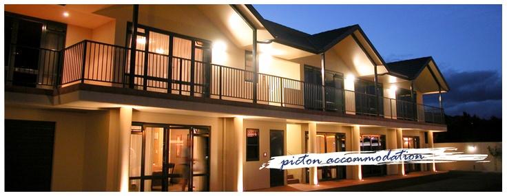 Our favourite motel in Picton  http://www.broadwaymotel.co.nz/