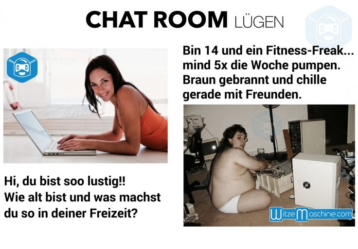 Chat Room Lügen - Epic Fail
