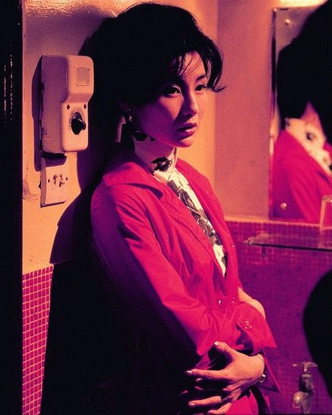 "Maggie Cheung, ""In the Mood for Love""."