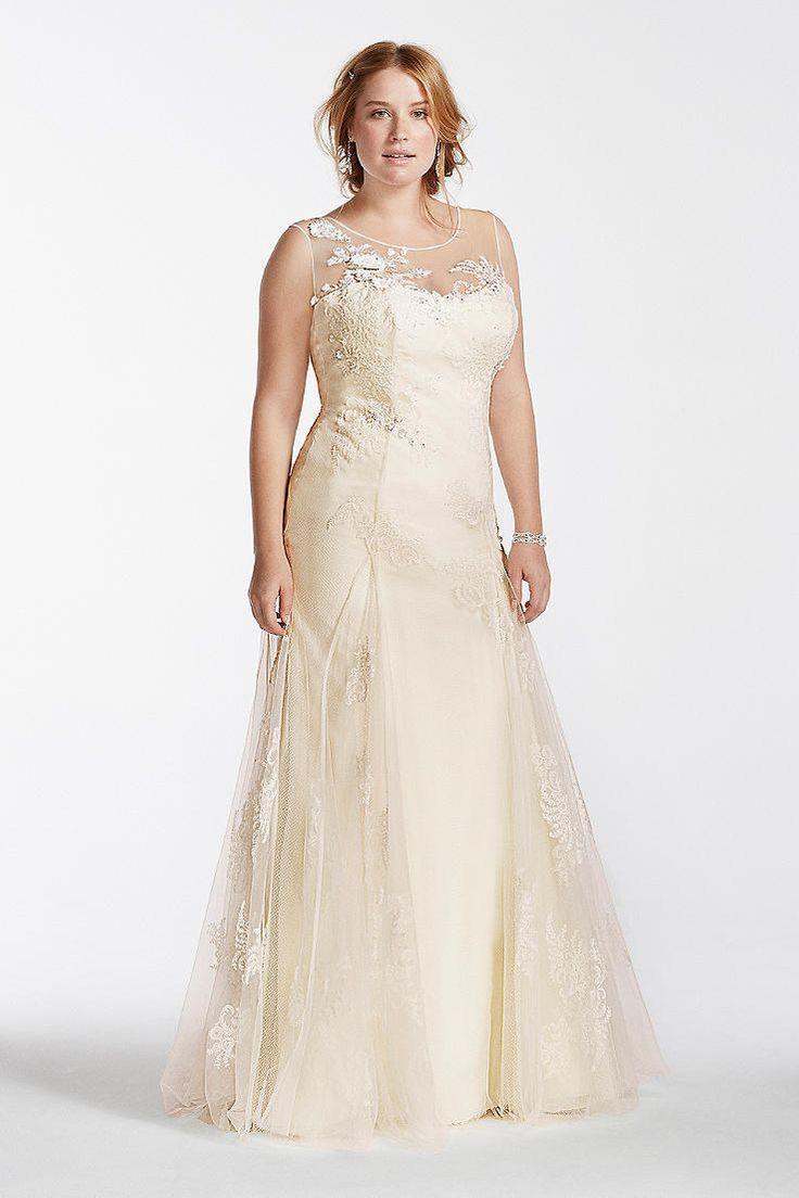 18 besten Wedding dress Bilder auf Pinterest | Brautkleider ...