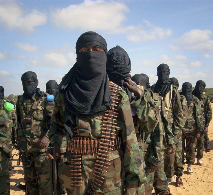 FOW 24 NEWS: Al Shabaab In Somalia Executes 4 Men Accused Of Sp...