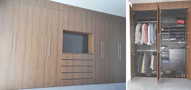 How to Designing Custom Wardrobes Specifically For Men