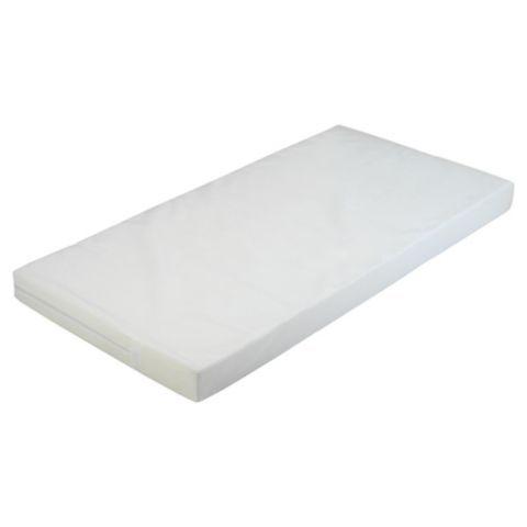 Tesco Direct Primary Foam Cot Mattress 120 X 60 Cm