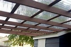 Lovely Clear Corrugated Roofing #4 Clear Plastic Corrugated Roof Panels