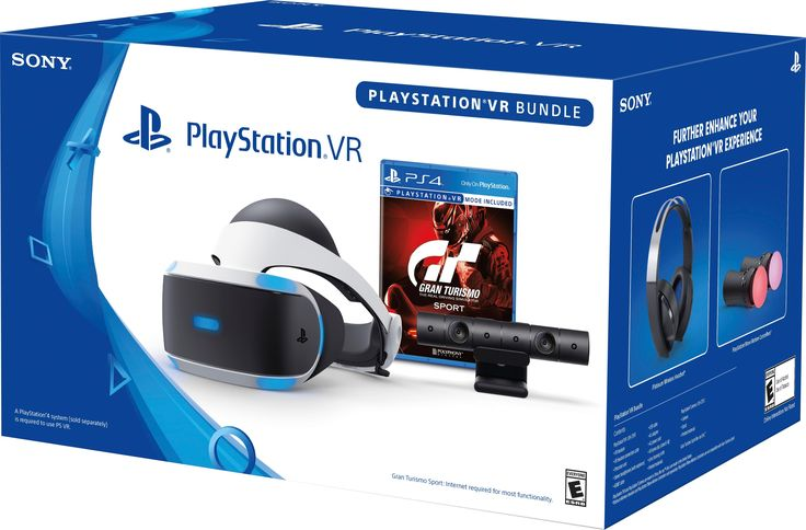 LOWEST PRICE SO FAR - Sony Playstation VR + Camera Kit + GranTurismo for $199.99! #psvr #sony #vr #deals #gifts #giftidea
