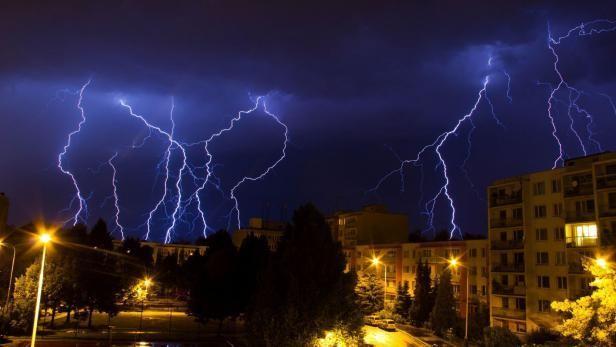 Opětovné varování meteorologů