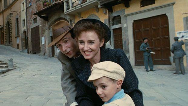 La Giornata della memoria spiegata ai bambini: una scena del film La vita è bella di Roberto Benigni