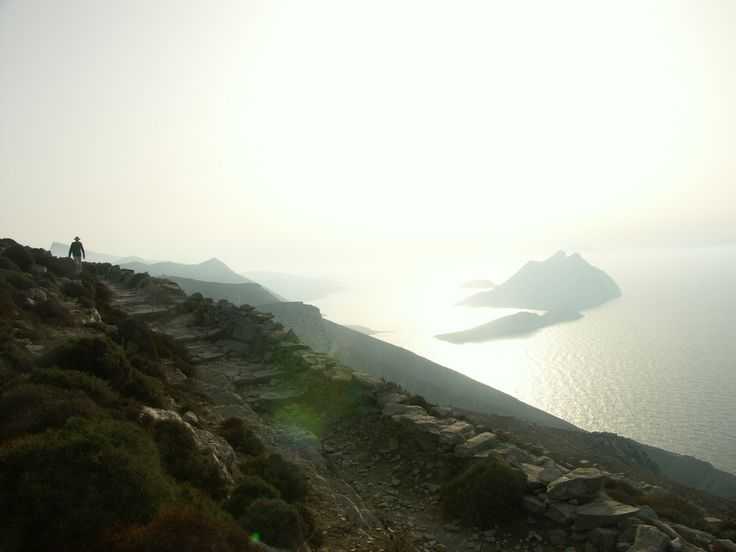Paths of Amorgos