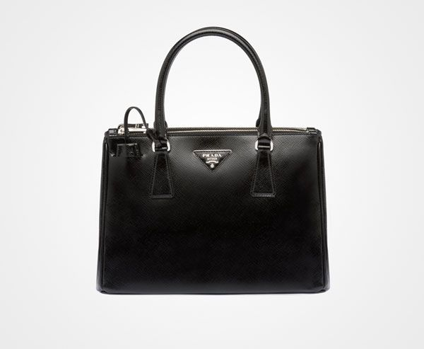 This is the Prada bag that I have been wanting forever! Black with ...