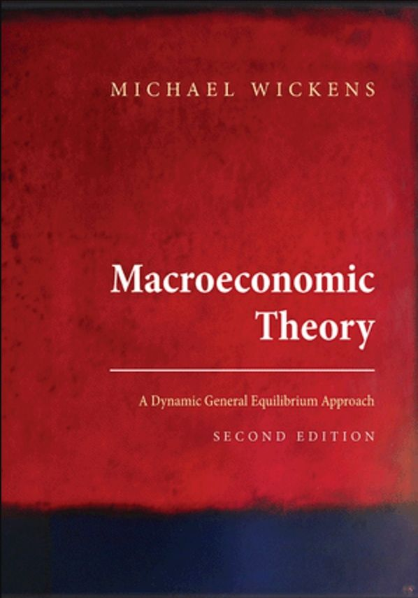 Macroeconomic theory : a dynamic general equilibrium approach (2nd edition) (PRINT) REQUEST/SOLICITAR: http://library.eclac.org/record=b1253620~S0