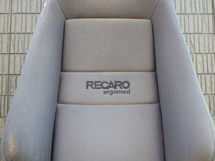 レカロ エルゴメド1灰色