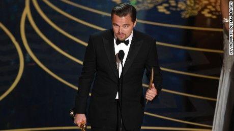 Leonardo DiCaprio finally gets his Oscar - CNN.com