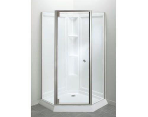 Best 25 corner shower units ideas on pinterest small for Economic bathroom designs