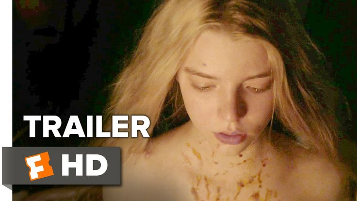 oh HELLLLL no--that's some Rosemary's Baby shit going on up in there! The Witch Official Trailer #1 (2016) - Anya Taylor-Joy, Ralph Ineson Mov...