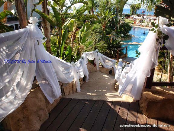 Capo Bay Hotel, Terrace in WHITE VOILE & ROBIN EGG BLUE - Aphrodite - Picasa Web Albums