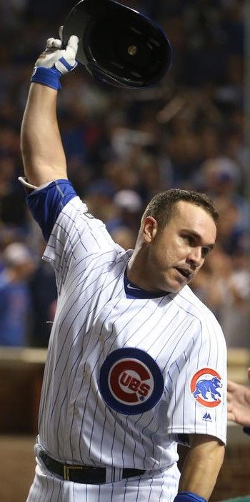 Miguel Montero, Pinch Hit Grand Slam, 8th Inning, Game 1, 2016 NLCS, October 15, 2016 at Wrigley Field, Chicago.