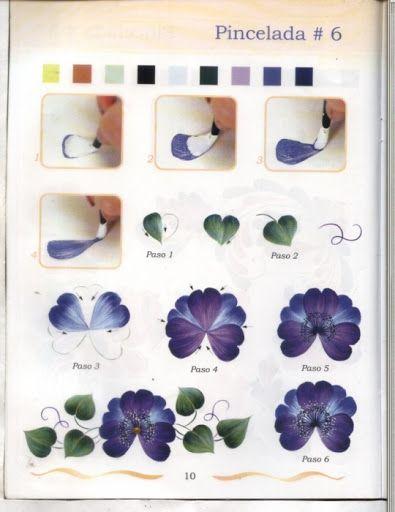 Рисуем цветы - Oksana Volkova - Álbumes web de Picasa