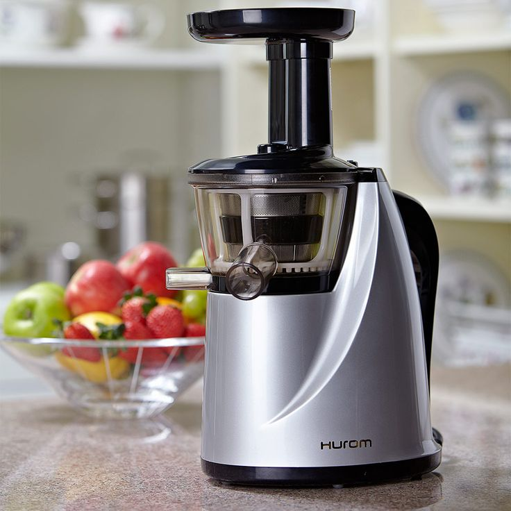 I use the Hurom HU-100, yet it's far from best. I'd recommend you to read Cold Press Juicer reviews to pick the best one. #Juicer #Juicerlab #juicing