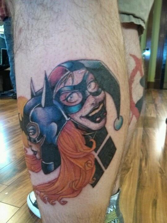 Harley and barbara