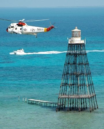 Lighthouses of the U.S.: Eastern Florida and the Keys