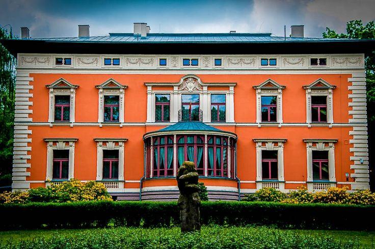 Łódź - willa Ernsta Leonhardta