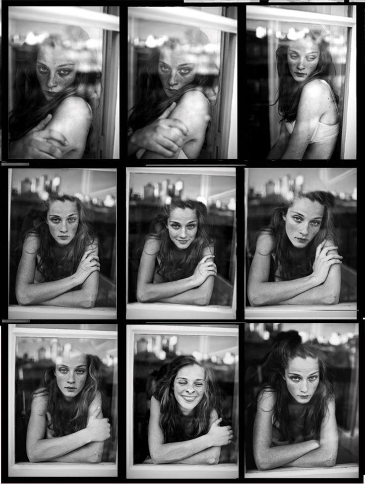 Sonia Szóstak - Portraits