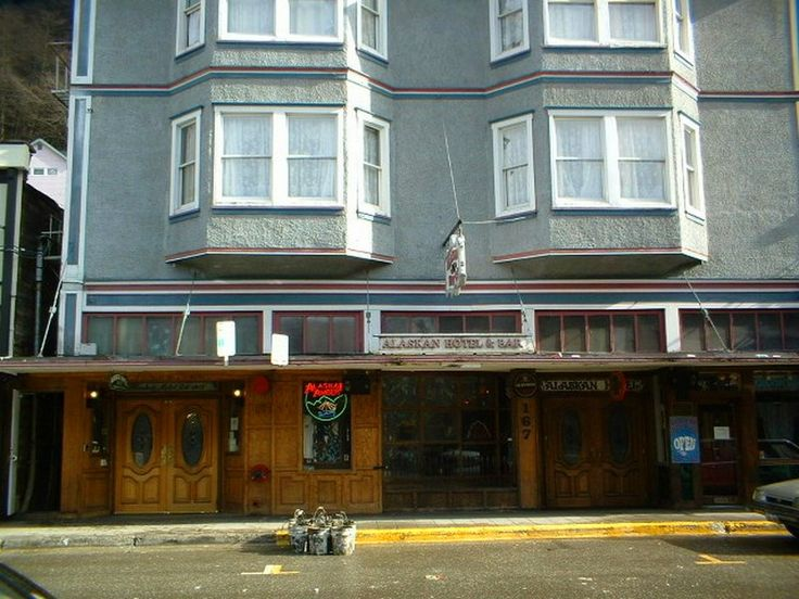 A Historical Hotel In Downtown Juneau Ak Where I Stayed