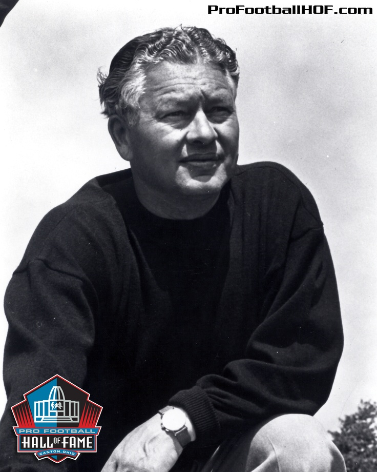 "April 9, 1898 - Earl ""Curly"" Lambeau, Pro Football Hall of Fame Class of 1963 - was born in Green Bay, Wisconsin. Click on image for his complete HOF bio. #Packers"