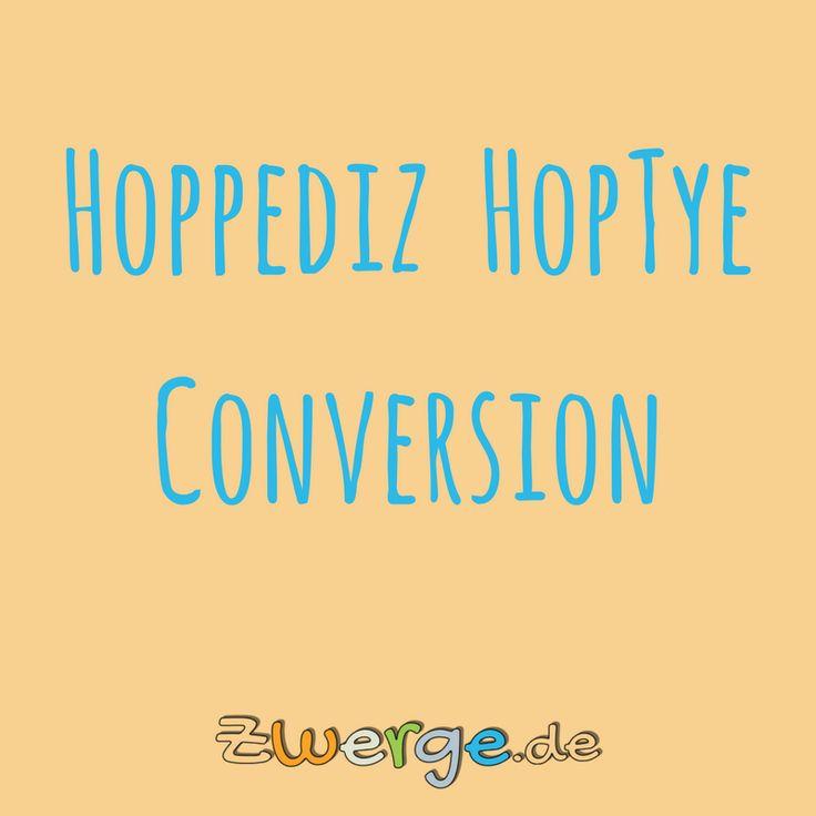 Der Hoptye Conversion von Hoppediz ist eine Babytrage, die individuell an Dein Baby und an Dich anpassbar ist. Die Bauch und Rückentrage ist ganz aus Tragetuchstoff und wird sowohl am Hüftgurt als auch an den Schulterträgern gebunden.