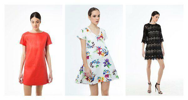 Zini Φορέματα Άνοιξη Καλοκαίρι 2015 - http://egynaika.gr/moda/rouxa/zini-foremata-anixi-kalokeri-2015/