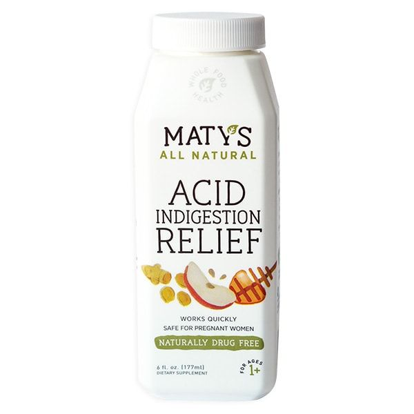 Matys All Natural Acid Indigestion Relief