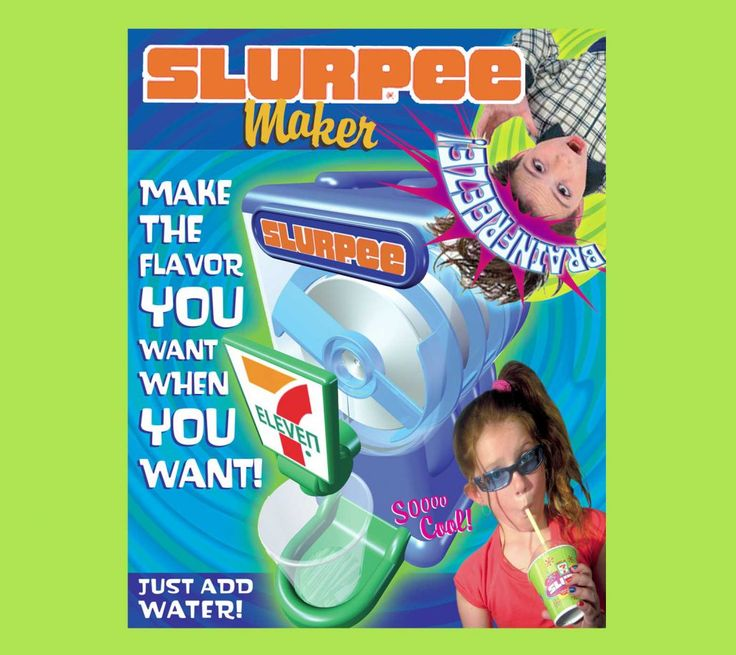 Slurpee Maker by Ginny Westcott for Spinmaster http://www.westcottdesign.com #toypackagingdesigner #toypackagedesign #toypackagecompany #toypackagingcompanies #toypackagingdesigners #toypackagedesigns #toypackagecompanies #toypackagingcompany #Spinmaster