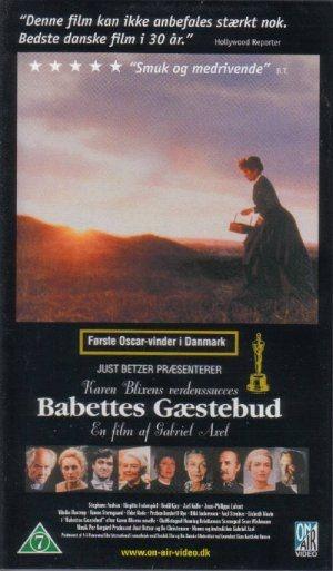 BABETTES Gæstebud (1987, Denmark).