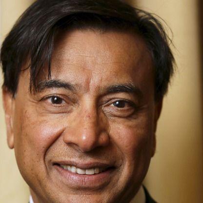 Lakshmi Mittal  Forbes Worlds richest #51 Chairman Arcelor Mittal