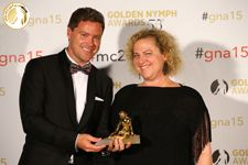Welcome To Sweden - Best International Comedy TV Series - Greg Poehler (Actor) & Carrie Stein (Executive Producer) - Sweden