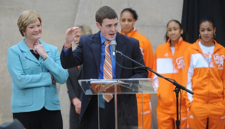 Pat Summitt's son, Tyler, has stepped down as head women's basketball coach at Louisiana Tech, citing inappropriate behavior. It has been reported that he impregnated one of his players.