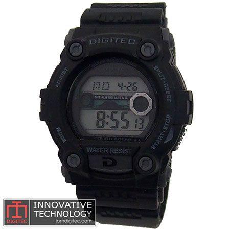 jam tangan digitec DG-2055T hitam