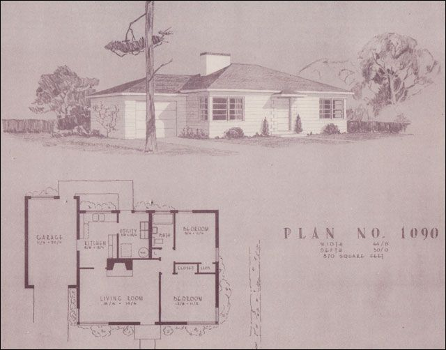 Mid Century Modern House Plans Small Mid Century Homes