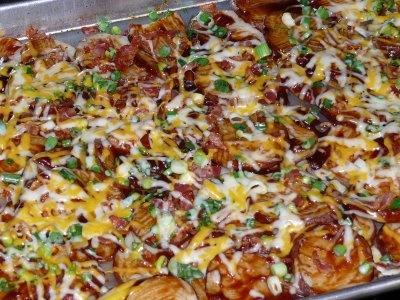 ... Dips & Snacks | Pinterest | Bbq Potatoes, Potato Skins and Potatoes