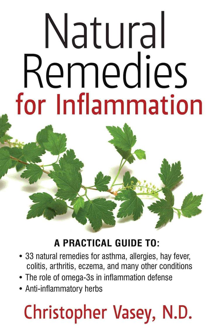An illustrated guide to natural relief from chronic inflammation Explores the use of 18 anti-inflammatory herbs, such as bay laurel, basil, turmeric, and devils claw, as well as 15 other natural subst