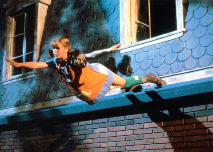 THE NEW ADVENTURES OF PIPPI LONGSTOCKING, Tami Erin, 1988. ©Columbia Pictures.