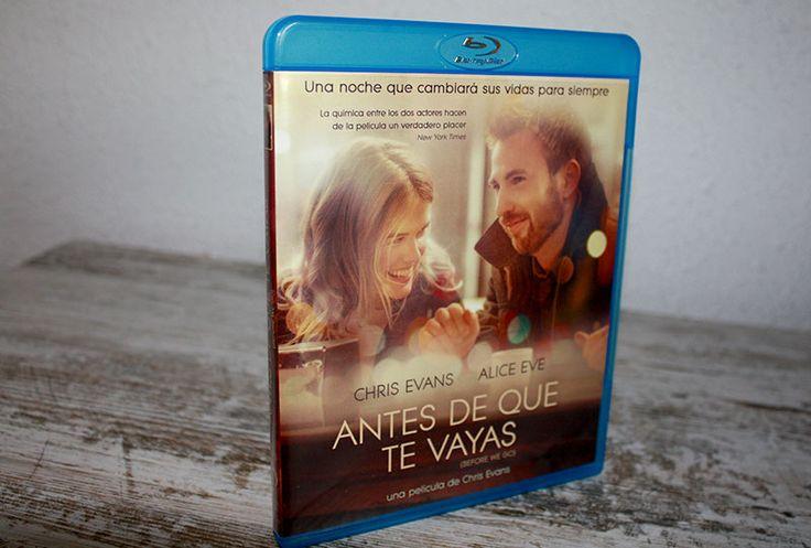 "Análisis Blu-ray: ""Antes de que te vayas"""